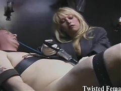 I am going to forge you into the perfect slave