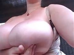 Big Natural Tits And Big Ass